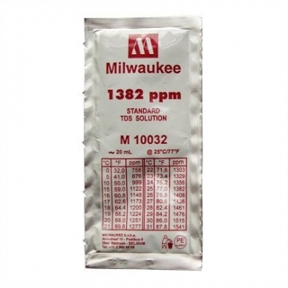 Milwaukee 1382 ppm
