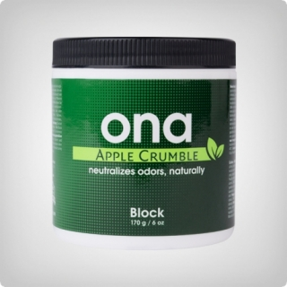ONA Block Apple Crumble