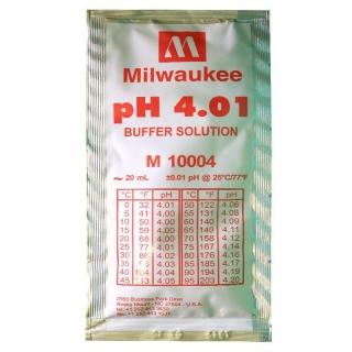 Milwaukee 4.01 pH