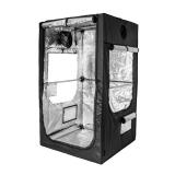 GrowDom Silver Reflector Pro 120x120x200 см