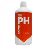 E-mode pH DOWN