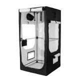 GrowDom White Reflector Pro 100x100x200 см
