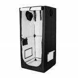 GrowDom White Reflector 80x80x180 см